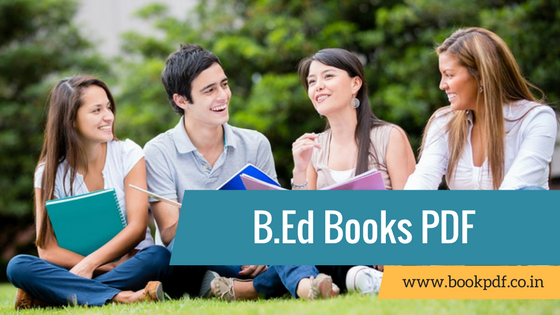 B Ed Books & Notes For All Semesters In PDF September 2019