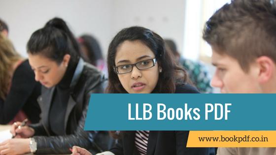 LLB Books & Notes For All Semesters In PDF September 2019