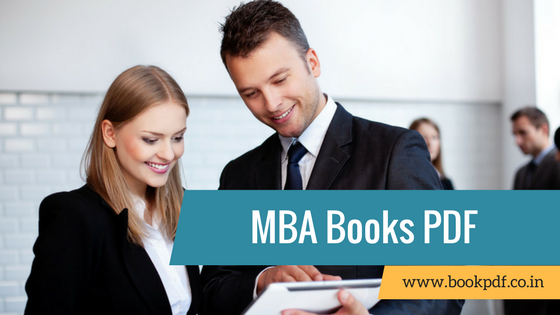 MBA Books & Notes For All Semesters In PDF December 2018