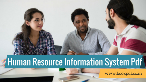 Human Resource Information System (HRIS) MBA Notes Pdf