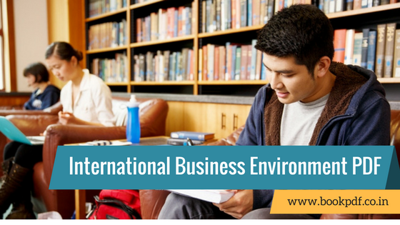 Business Environment Books Pdf For Mba