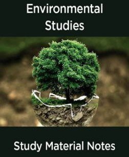 Engineering Environmental Studies Study Materials BOOK PDF 2020 | 1st year Books and Notes PDF Format Download 2020