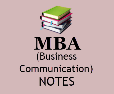 MBA Business Communication Book PDF Lecture Notes 2020  MBA 1st Semester Study Materials and Books Download