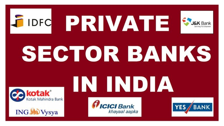 List of Private Sector Banks Notes 2021: Download List of Private Sector Banks Notes Study Materials