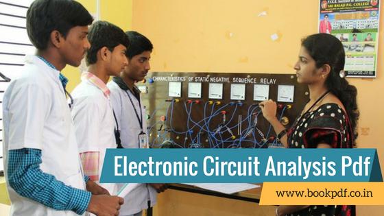 Circuit Analysis Pdf Books