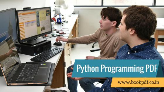 Python Programming Books Pdf