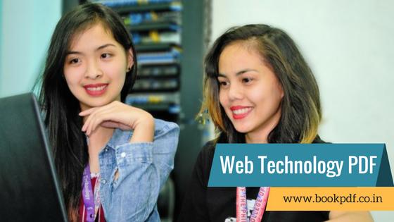 Web Technology Atul Kahate Pdf