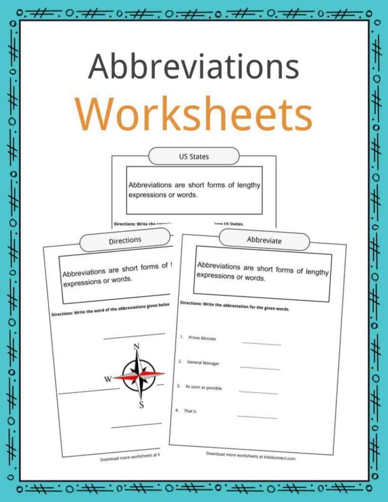 List of Abbreviations Notes 2021: Download List of Abbreviations Notes Study Materials